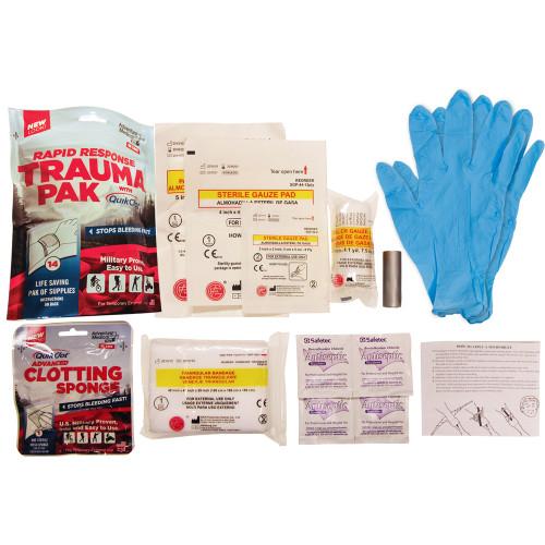 2064-0294 Adventure Medical Rapid Response Trauma Pak w/QuikClot