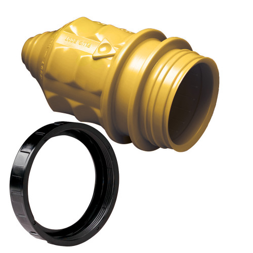 103RN - Marinco 103RN 30A Weatherproof Cover w/Threaded Sealing Ring