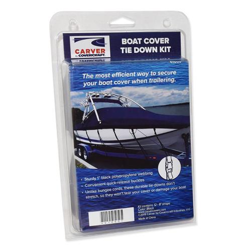 61000 Carver Boat Cover Tie Down Kit