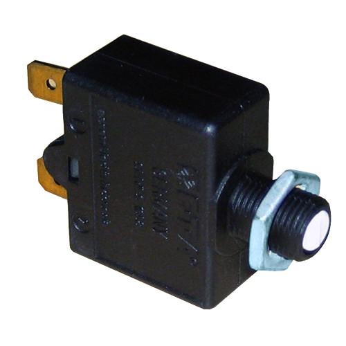 001-158 Paneltronics Thermal Push To Reset Circuit Breaker - 15 Amp - SP, CE Compliant