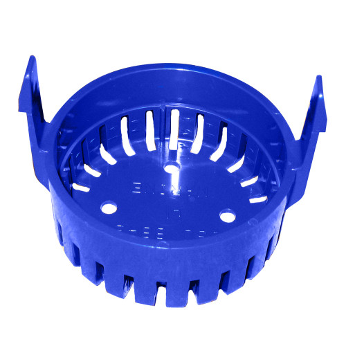 275 Rule Replacement Strainer Base f/Round 300-1100gph Pumps
