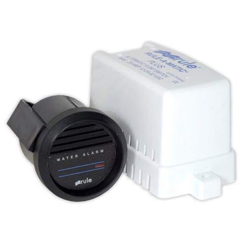 32ALA Rule High Water Bilge Alarm w/Switch & Gauge - 24V