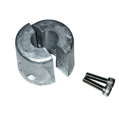 "TKA02AL Tecnoseal De-Icer Anode - .50"" Aluminum - 1/2"" Shaft - .5HP/.75HP"