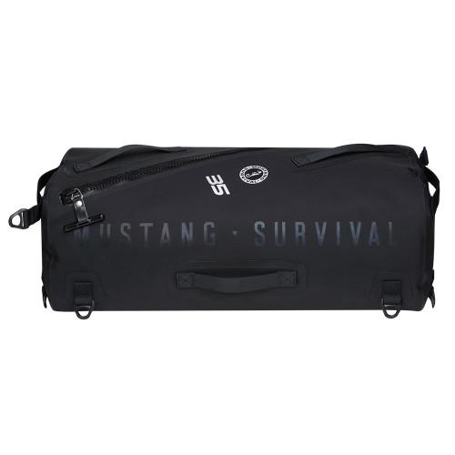 MA2611/02-13 Mustang Greenwater 35 Liter Waterproof Deck Bag - Black