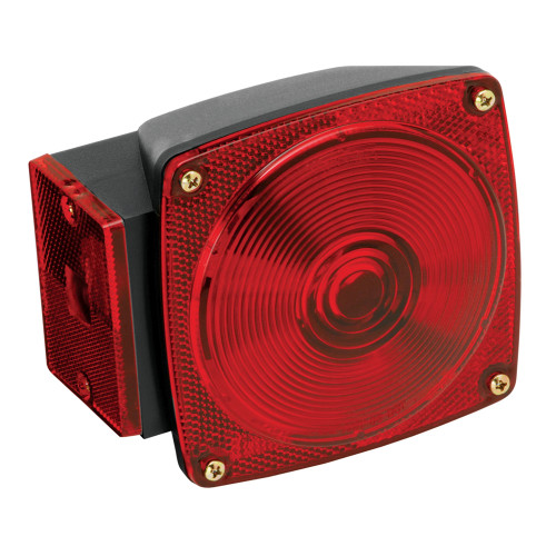 """2523073 Wesbar 6-Function Submersible Under 80"""" Taillight - Right/Curbside"""