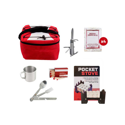 Emergency Food Preparation Kit SKCF