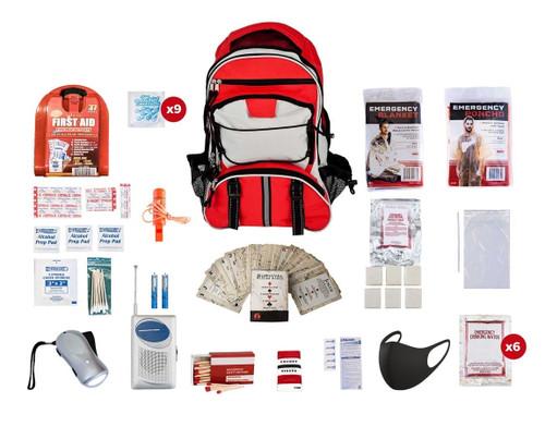 1 Person Survival Kit (72+ Hours) SKGK