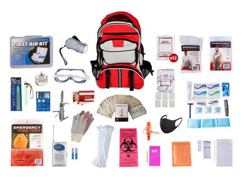1 Person Elite Survival Kit (72+ Hours) SKTK