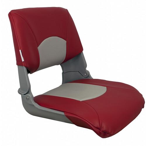 1061018 Springfield Skipper Standard Seat Fold Down - Grey/Red
