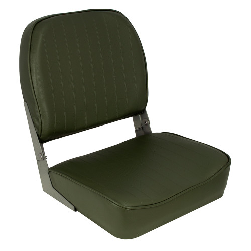 1040622 Springfield Economy Folding Seat - Green