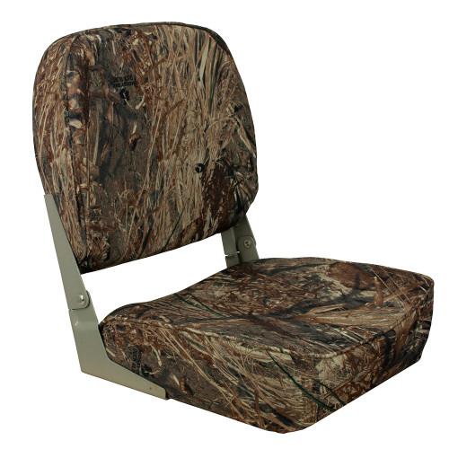1040627 Springfield Economy Folding Seat - Mossy Oak Duck Blind