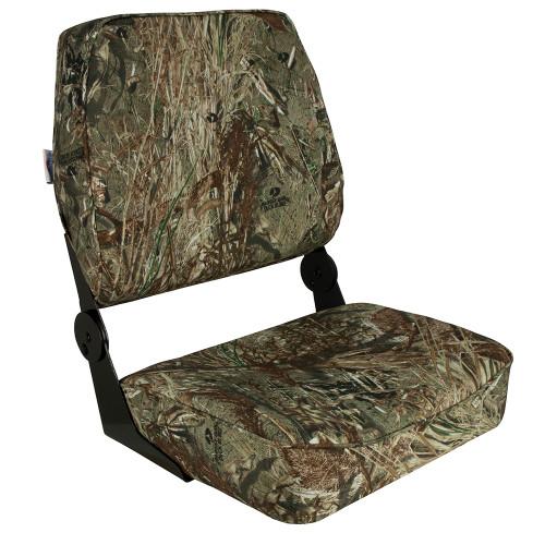 1040697 Springfield XXL Folding Seat - Mossy Oak Duck Blind