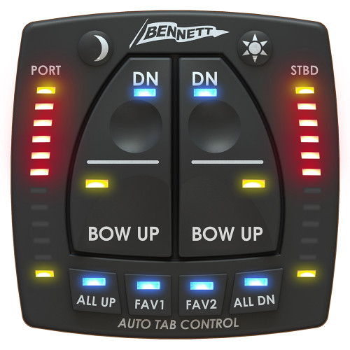 BHW4050 Bennett Marine Helm Keypad Extension - 50'