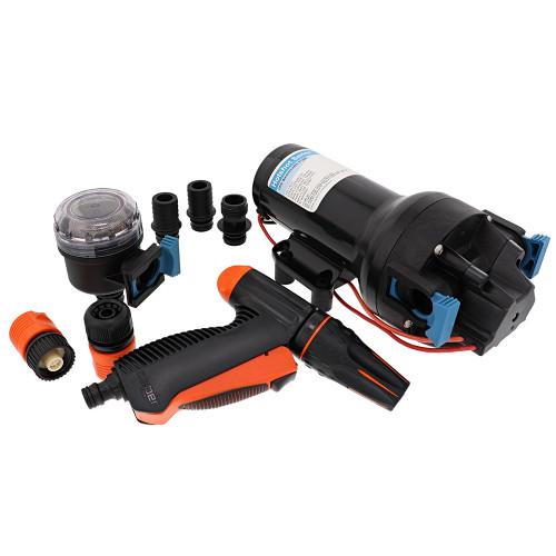 P601J-218S-3A Jabsco Par-Max HD6 Heavy Duty Water Pressure Pump - 12V - 6 GPM - 60 PSI
