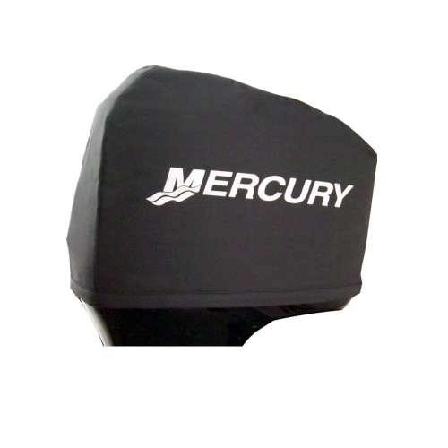 105635 - Attwood Custom Mercury Engine Cover - Optimax 1.5L/75,90,115,125HP, and Optimax Pro XS 115HP