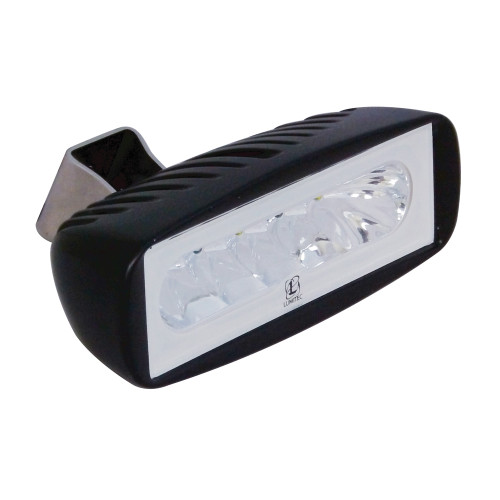 101185 - Lumitec Caprera - LED Light - Black Finish - White Light