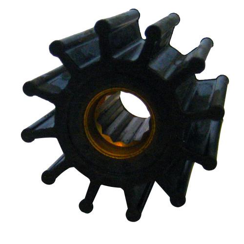 """1210-0001-P - Jabsco Impeller Kit - 12 Blade - Neoprene - 2-&#188"""" Diameter"""