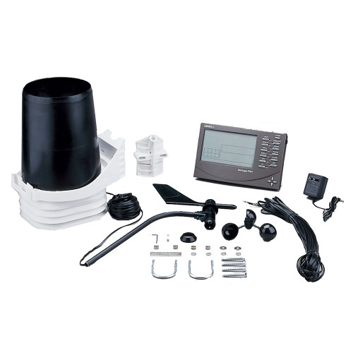6152C - Davis Vantage Pro2™ Wired Weather Station