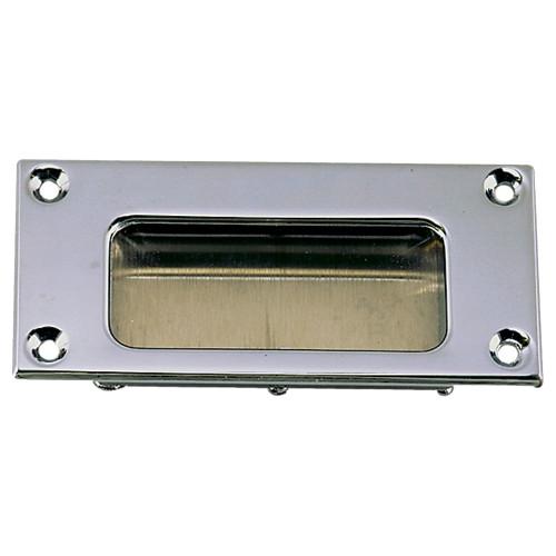1110DP0CHR - Perko Flush Pull - Chrome Plated Zinc