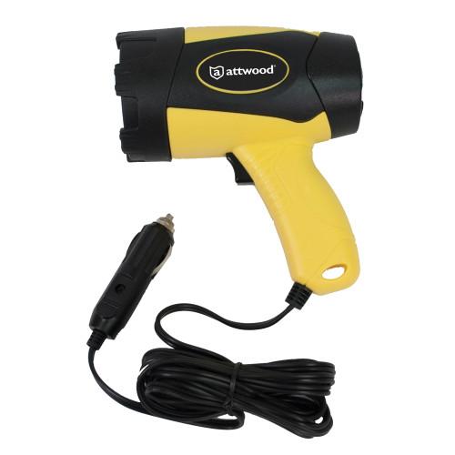 11794-7 - Attwood Handheld Spotlight - 400 Lumens - 12V