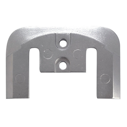 00815 - Tecnoseal Cavitation Plate Anode - Zinc - Bravo