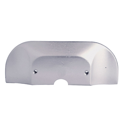 00814AL - Tecnoseal Cavitation Plate Anode - Aluminum - Alpha