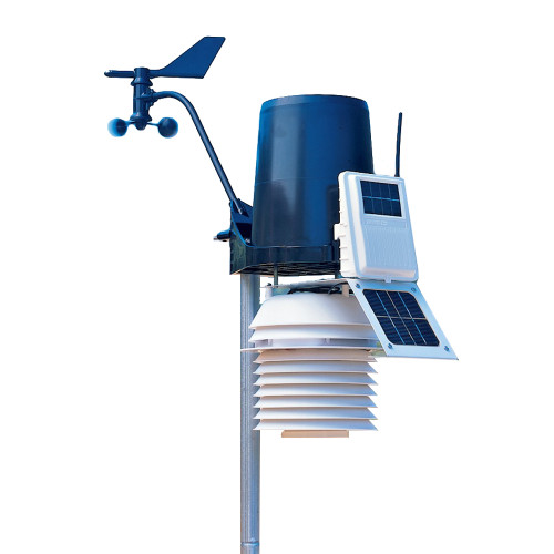 6323 - Davis 6323 Wireless Integrated Sensor Suite w/24hr Fan Aspirated Radiation Shield