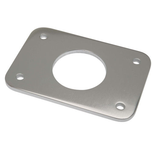 """17-1526-23 - Rupp Top Gun Backing Plate w/2.4"""" Hole - Sold Individually, 2 Required"""