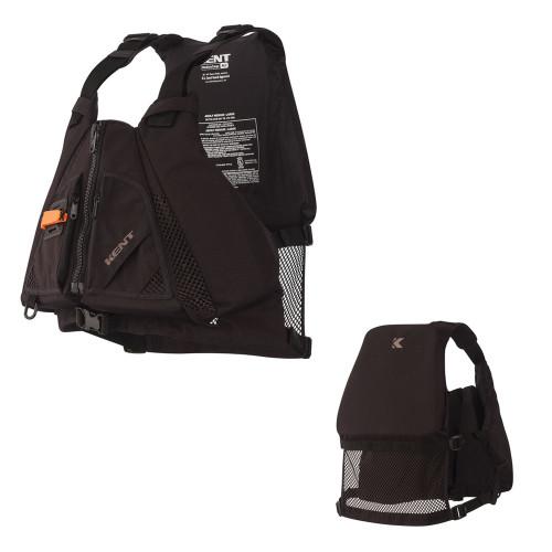 151600-700-040-13 - Kent Law Enforcement Life Vest - Black - Medium/Large