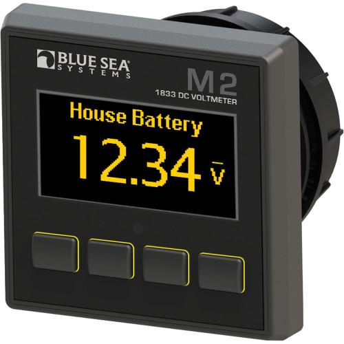 1833 - Blue Sea 1833 M2 DC Voltmeter