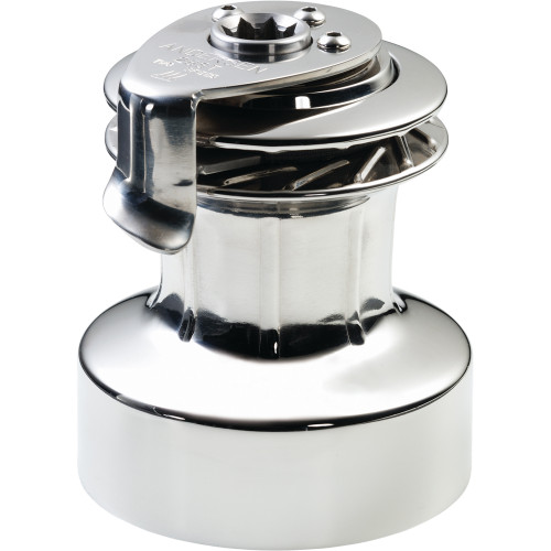 RA2028010000 - ANDERSEN 28 ST FS  - 2-Speed Self-Tailing Manual Winch - Full Stainless Steel