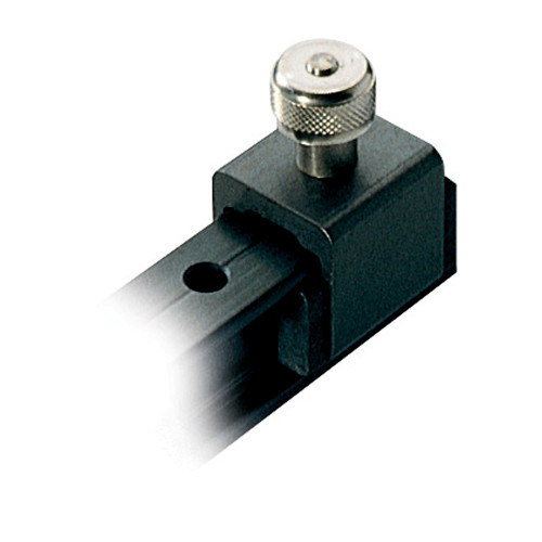 """RC61983 - Ronstan Series 19 I-Beam Car - Adjustable Track Stop - Spring Loaded - 25mm(1"""")"""