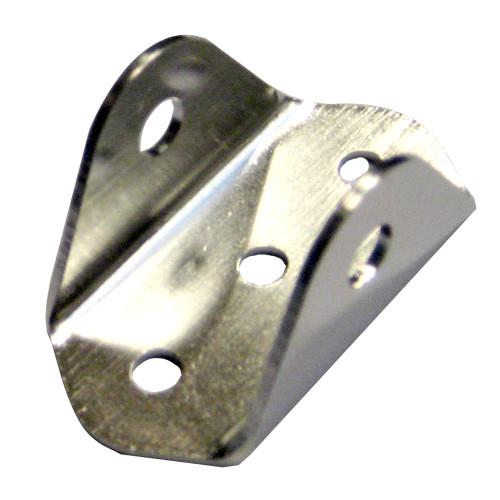 "RF254 - Ronstan Transom Gudgeon - 6.4mm(1/4"") Pin/Hole"