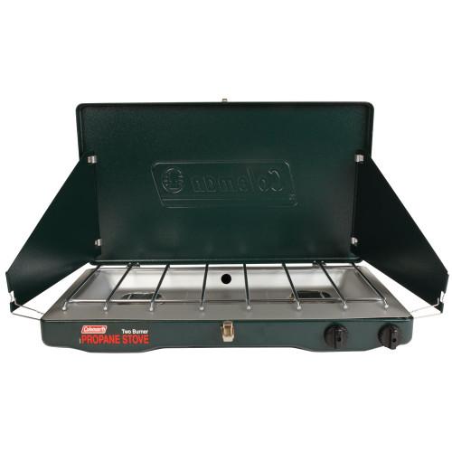 2000020943 - Coleman Perfectflow 2-Burner Classic Stove