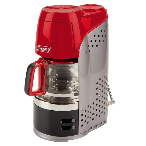 2000020942 - Coleman 10-Cup Portable Propane Coffeemaker