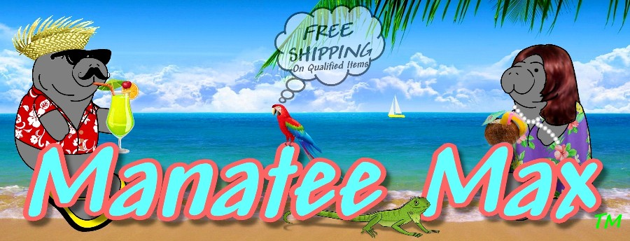 Manatee Max - Find Your Treasure!