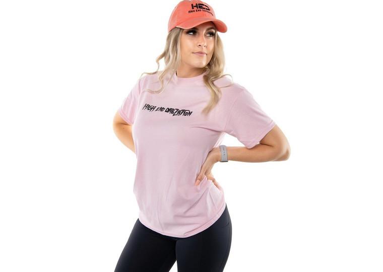 High End Dabz Mid T-Shirt (Pink)