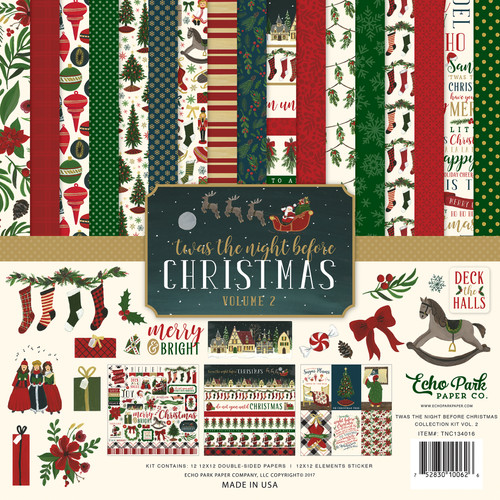 'Twas The Night Before Christmas Vol. 2