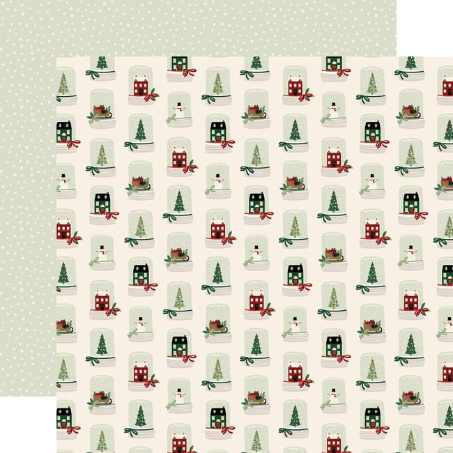 ACC189008 - A Cozy Christmas: Snow Globes