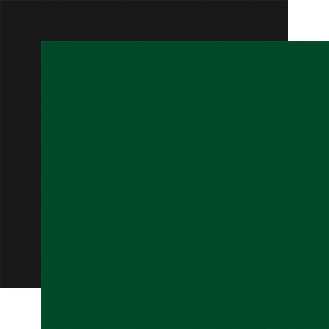 ACC189018 - A Cozy Christmas: Dark Green/Black