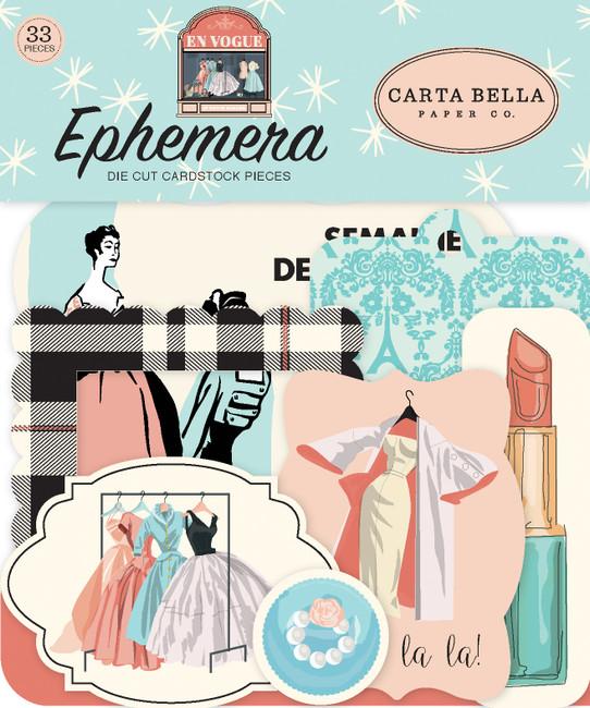 CBEV103024 - En Vogue Ephemera