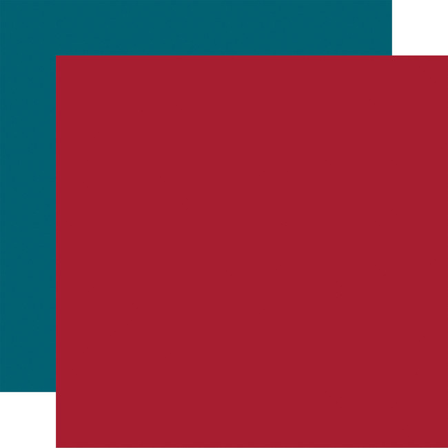 FM248018 - Designer Solids - Red/Blue