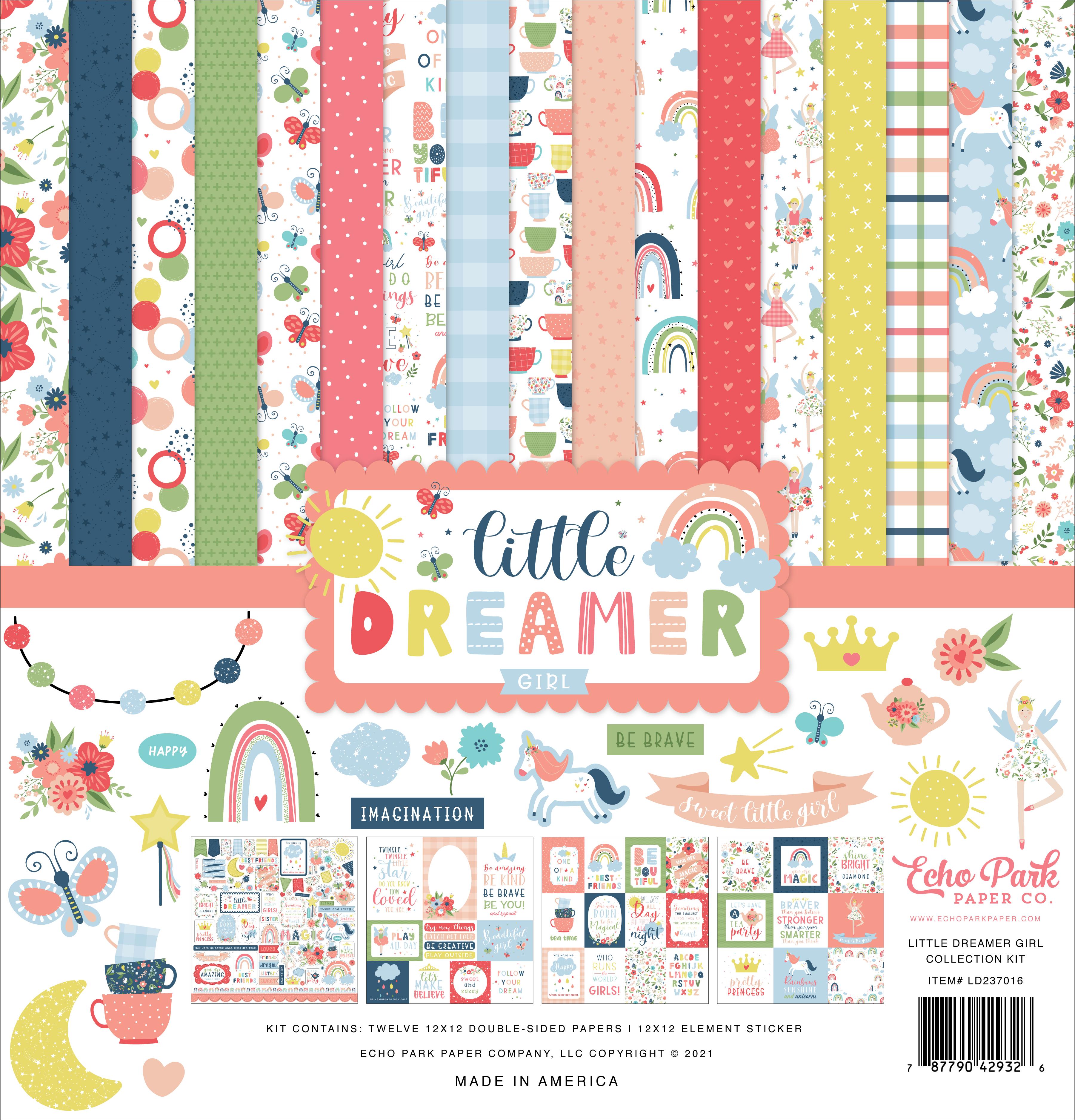 Little Dreamer Girl