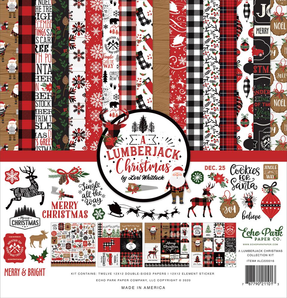 A Lumberjack Christmas