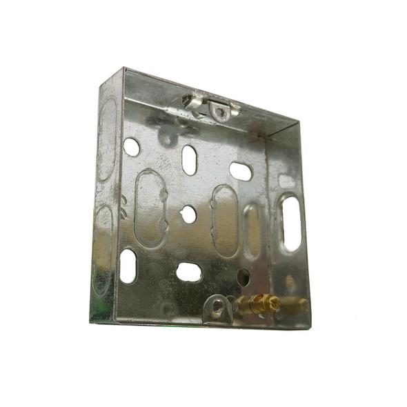 1 Gang 16mm Flush Back Box
