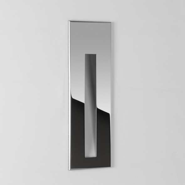 Borgo 55 LED 3000K in Polished Stainless Steel