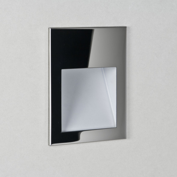 Borgo 90 LED 3000K in Polished Stainless Steel
