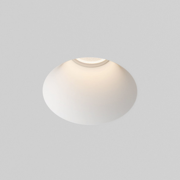 Blanco Round Fixed in Plaster