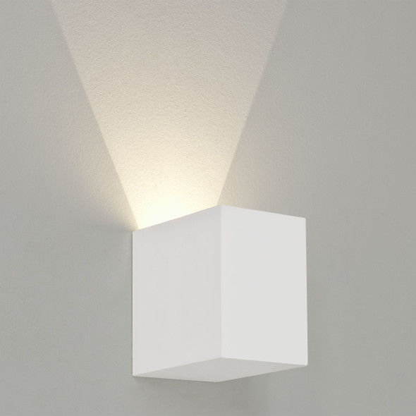 Parma 100 LED in Plaster