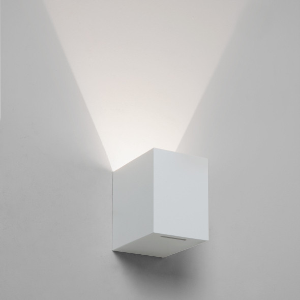 Oslo 100 LED in Textured White